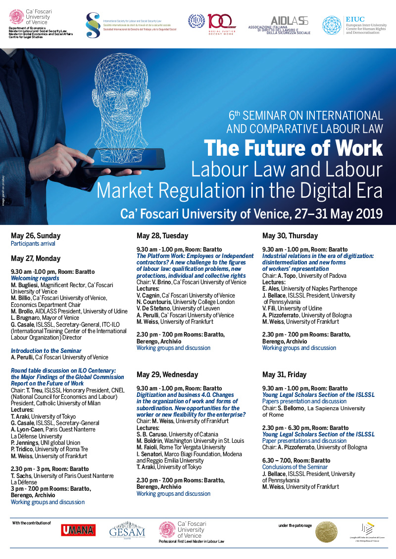The Future of Work_locandina