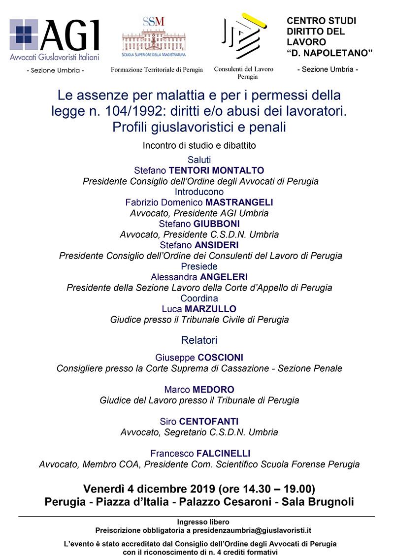 25 Perugia 4 dicembre